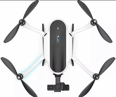 AU1354.83 • Buy GoPro Karma With HERO5 Camera Drone - Black Plus Two Addition Batteries.