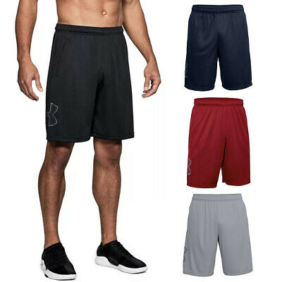 $23.49 • Buy Under Armour Men's UA Tech Graphic 10  Athletic Fitness Active Shorts 1306443