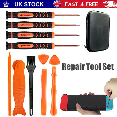 £10.34 • Buy For Nintendo Switch Xbox One/Xbox 360 PS4 PS3 Repair Screwdriver Tools Kit Set.
