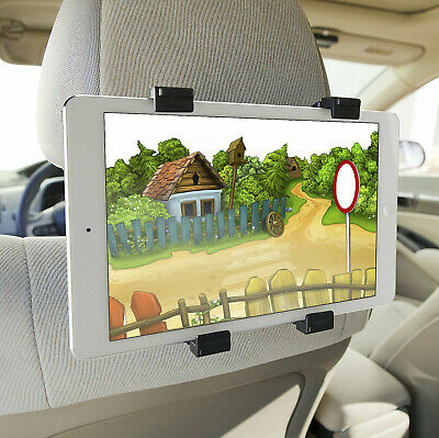 £7.43 • Buy Universal Car Back Seat Mount Headrest Holder For All 7  To 11  IPads & Tablets