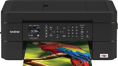 View Details Brother - Work Smart Series MFC-J497DW Wireless All-In-One Inkjet Printer - B... • 79.99$