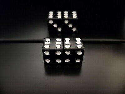 £200.04 • Buy **NEW** Loaded Dice Weighted 2/4/6 Passers With Fronts (Medium 75%) Lightweight
