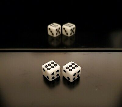 £218.23 • Buy **NEW** Loaded Dice Weighted 2/3/6 Passers With Fronts (Medium 75%) Lightweight