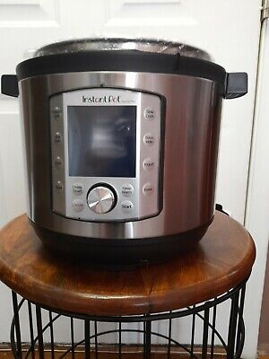 $ CDN151.15 • Buy Instant Pot 8 Qt Duo Evo Plus 80 Electric Pressure Cooker Stainless Steel Black