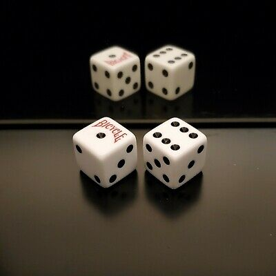 £254.60 • Buy **NEW**Loaded Dice Weighted 2/3/6 Passers Bicycle Dice (Medium 75%) Lightweight