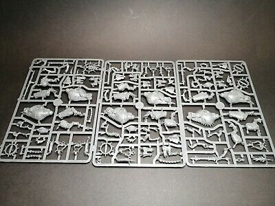 AU34.20 • Buy Khorne Bloodcrushers New On Sprue No Bases - Warhammer 40k Age Of Sigmar