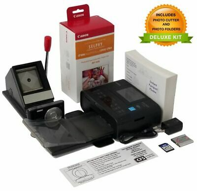 £341.99 • Buy Deluxe Passport Photo System W/ Photo Cutter - Preconfigured For US Passports