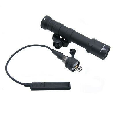 $40.89 • Buy 560 Lumen M600B LED Weapon Light W/ Tail Switch Controller For Rifle Black