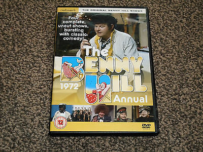 £5.99 • Buy The Benny Hill Annual 1972 : Original Tv Comedy Shows Dvd In Vgc ( Free Uk P&p)