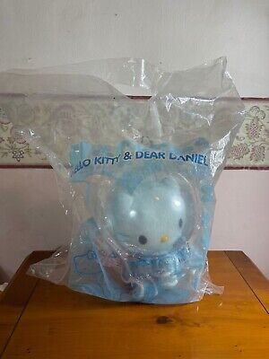 £30 • Buy Two Soft Toy Hello Kitty & Dear Daniel Mcdonald Space Wedding Couples - Sealed.