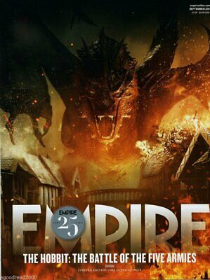£17.99 • Buy New & Sealed Empire Film Mag The Hobbit Subscriber Cover September 2014 Iss 303