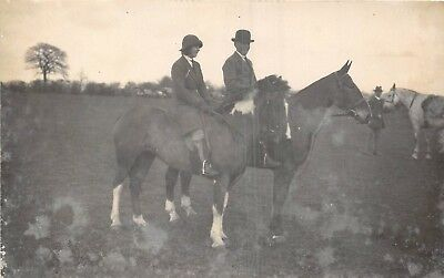 £3.16 • Buy POSTCARD    SOCIAL  HISTORY    Horses  And  Riders  The  Hunt