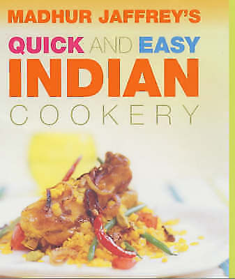£4.99 • Buy Quick And Easy Indian Cookery By Jaffrey, Madhur Paperback Book The Cheap Fast