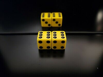 £218.23 • Buy **NEW** Loaded Dice Weighted 1/3/5 Passers With Fronts (MEDIUM STRONG 80%)