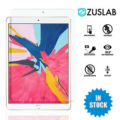 AU6.99 • Buy For Apple IPad 8 7 6 5 Air 3 2 Mini 5 4 3 2 Gen Tempered Glass Screen Protector