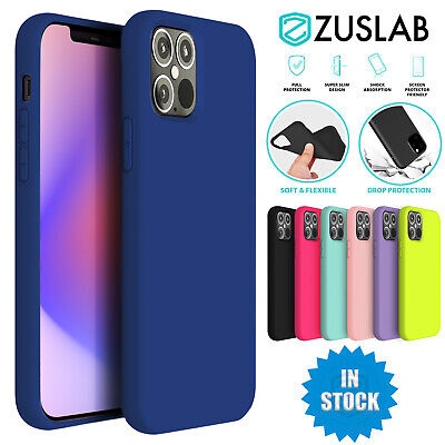 AU8.95 • Buy For IPhone 12 11 Pro Max Mini X XS XR 8 7 6s Plus Case Silicone Shockproof Cover