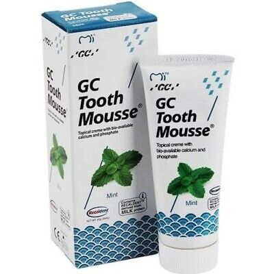 AU24.49 • Buy 1x GC Tooth Mousse Plus Strengthen Tooth Surface 40 Gm - Best Price !!