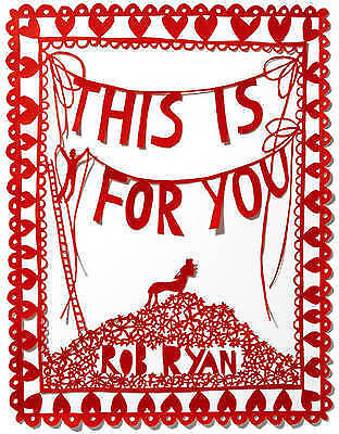 £4 • Buy This Is For You By Rob Ryan (Hardback, 2007)