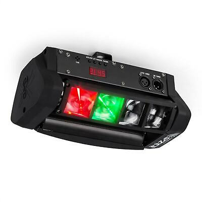 £82.99 • Buy Ibiza Spider Led Lighting Stage Kit Dmx  Mountable Lcd Display 10/14 Channel