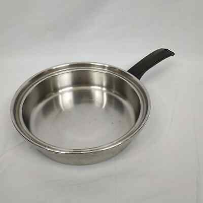 $ CDN26.56 • Buy Inkor 3 Ply Waterless Stainless Cookware 2 Quarts Sauce Pan Thick Heavy - NO Lid