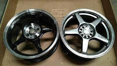 AU58.04 • Buy 2X  Japan Made 5ZIGEN + GMAX MAG WHEEL 17 INCH X 7    4H X 100 FOR HONDA CIVIC