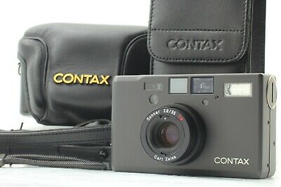 $ CDN3792.68 • Buy [TOP MINT SN 50436] CONTAX T3 D T3D Titanium Black Point & Shoot 35mm From Japan