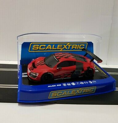 £30 • Buy Scalextric C3177 - Audi R8 Lms Gt3 Race Experience - Red Car - Dpr