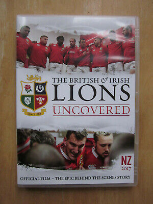 £3.99 • Buy British And Irish Lions: Uncovered [2017 DVD] Dir. Ben Uttley   Rugby Doc   R2