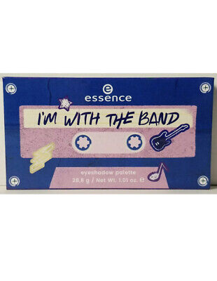 $8.99 • Buy Essence #10-i'm With The Band- 🎵-Eyeshadow Palette 16~shades.