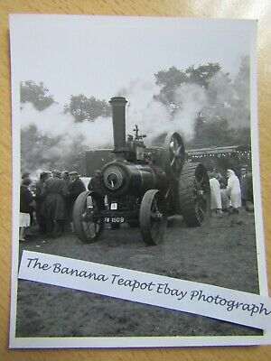 £4.95 • Buy Vintage Steam 1962 Rempstone Ruston Hornsby IG1250 Photograph 4.4 X 3.5