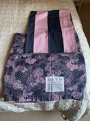 £25 • Buy Jack Wills Single Duver Cover And Pillow Case