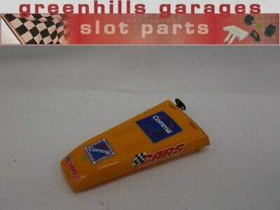 £4.49 • Buy Greenhills Scalextric Caterham 7 Comma C2231 Bonnet With Dashboard And Steeri...