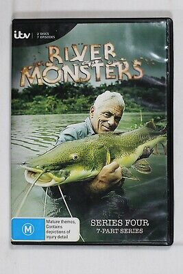 £18.87 • Buy River Monsters Season Series Four Jeremy Wade Region 0 Preowned (D837)