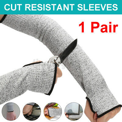 Protective Cut Sleeves Resistant Protection Safety Protective Anti Guard Arm  • 5.87£