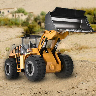 HUINA 583 2.4G Remote Control Digger Children Toy Excavator Truck RC As Gifts • 192.37£
