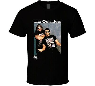 $ CDN30.06 • Buy The Outsiders Nwo Wrestling T Shirt