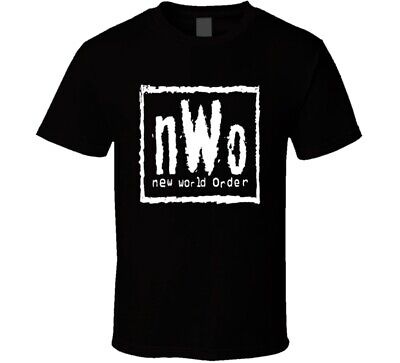 $ CDN30.06 • Buy Nwo New World Order Wrestling T Shirt