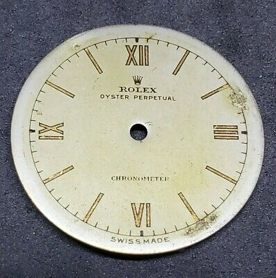 $ CDN1249.79 • Buy Vintage Rolex Oyster Perpetual Bubbleback Dial Part For 2940, 3372, 5050
