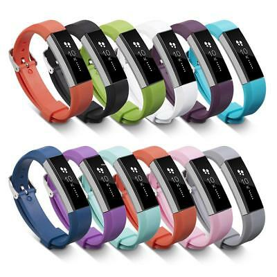 AU8.21 • Buy For Fitbit Alta Strap Smart Watch Band Wristband Secure Schnalle HR Inspire