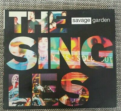 AU35 • Buy Savage Garden - The Singles - CD And DVD