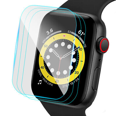 $ CDN3.40 • Buy Screen Protector For Apple Watch Series 4/5/6/SE 40 44mm IWatch Tempered Glass