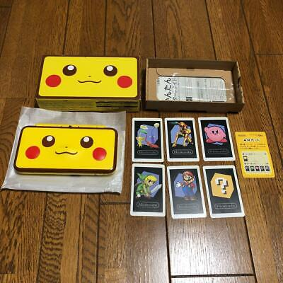 AU412.65 • Buy Nintendo 2DS XL LL Pikachu Limited Edition Console From Japan Rare