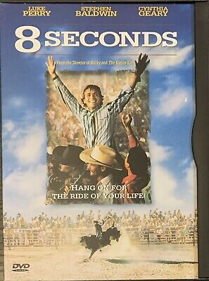 AU9.79 • Buy 8 Seconds (DVD, 1999) Luke Perry Rodeo