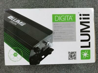 Hydrogarden LUMii Digita 1000W Dimmable Ballast, 400W, 600W, 1000W Boost • 104.95£