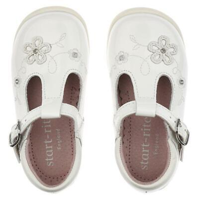 £28 • Buy Startrite Sunflower Shoes 1671 White Patent