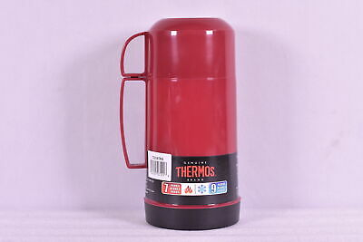AU25.52 • Buy Thermos Vacuum Insulated 16oz Wide Mouth Food Jar, Red