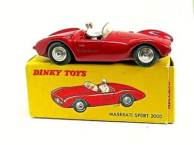 £86.23 • Buy French Dinky 22a Maserati Sport 2000, Excellent Bright Model In Great Clean Box.