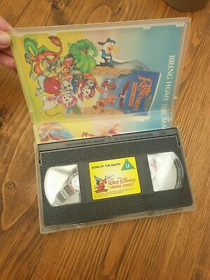 £47 • Buy Song Of The South VHS - Rare Walt Disney Collectible PAL