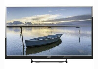 £80 • Buy SEIKI SE32HD08UK 32  LED TV With Built-in DVD Player