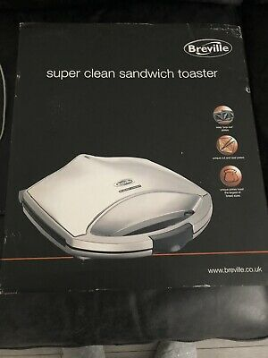 £12.99 • Buy New Toastie Maker Breville Sandwich Toaster Collection Preferred NW7